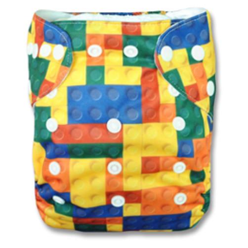 B012 Lego Blocks Print