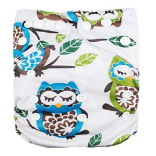 B029 Sleepy Owls