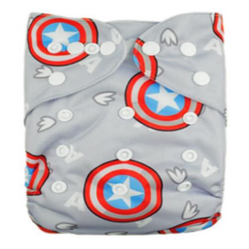 B045 Captain America