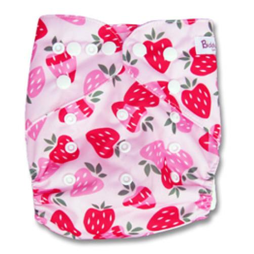 B112 Pink Strawberries