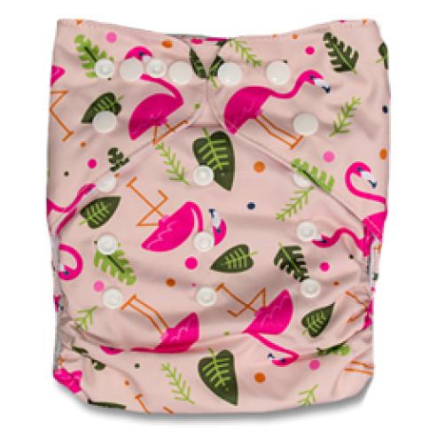 B110 Pink Flamingos