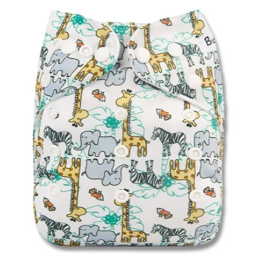 B300 Zebras Ellies Giraffe Pocket