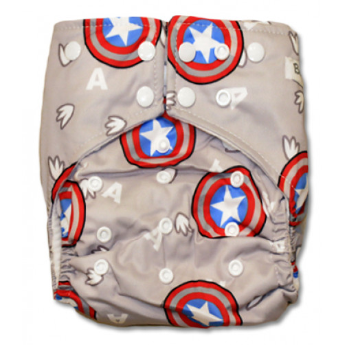 G021 Captain America Sleeve