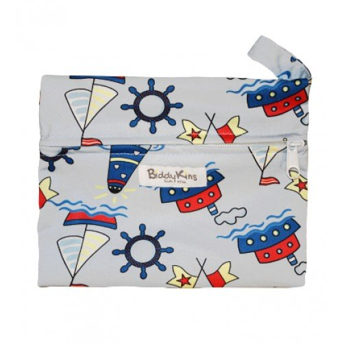 WS003 Blue Yachts Small Wet Bag