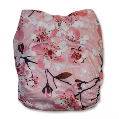 XLB03 Extra Large Cherry Blossoms Pocket