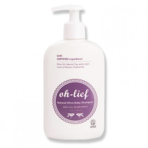 Oh-Lief Baby Wash & Shampoo 200ml