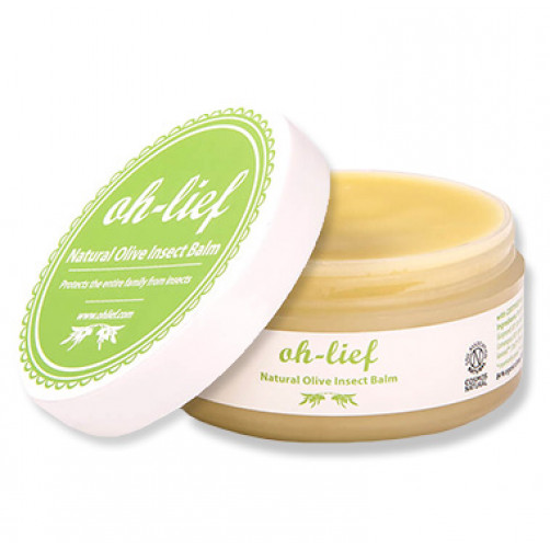 Oh-Lief Natural Insect Repellent 100g