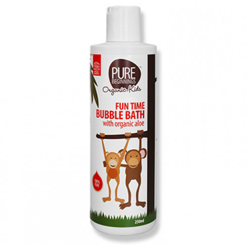 Pure Beginnings Fun Time Bubble Bath 250ml