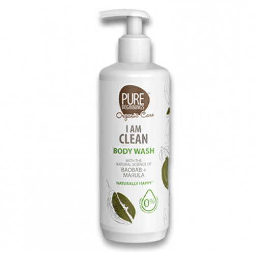 Pure Beginnings Body Wash Baobab + Marula 500ml