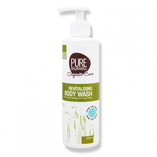 Pure Beginnings Revitalising Body Wash 250ml