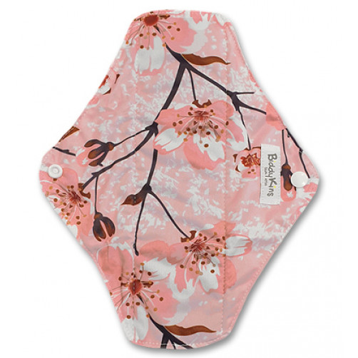 XL Mama Cloth Cherry Blossoms