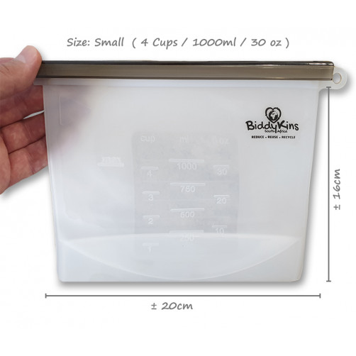 Medium Silicone Storage Bag