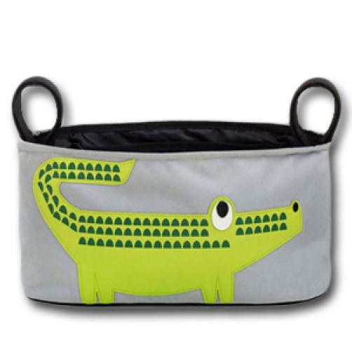 Crocodile Stroller Bag