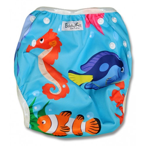 SW017 Nemo and Dory Swim Nappy