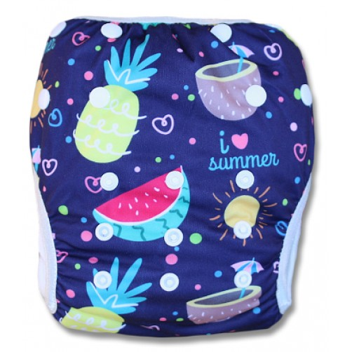 SW038 Summer Fruit Swim Nappy