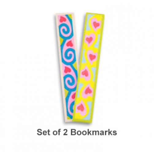 SandArt - 2x Bookmark Set (add-on)