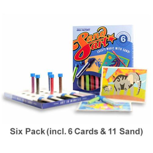 SandArt - Six Pack