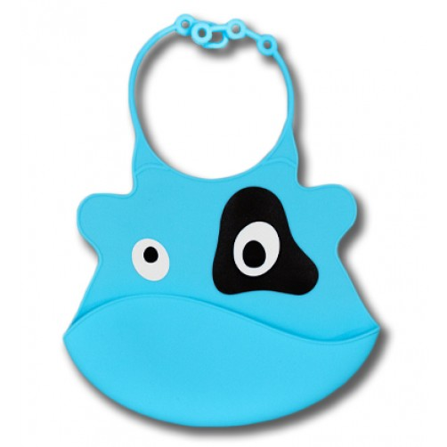 Monsters Inc  Silicone Bib